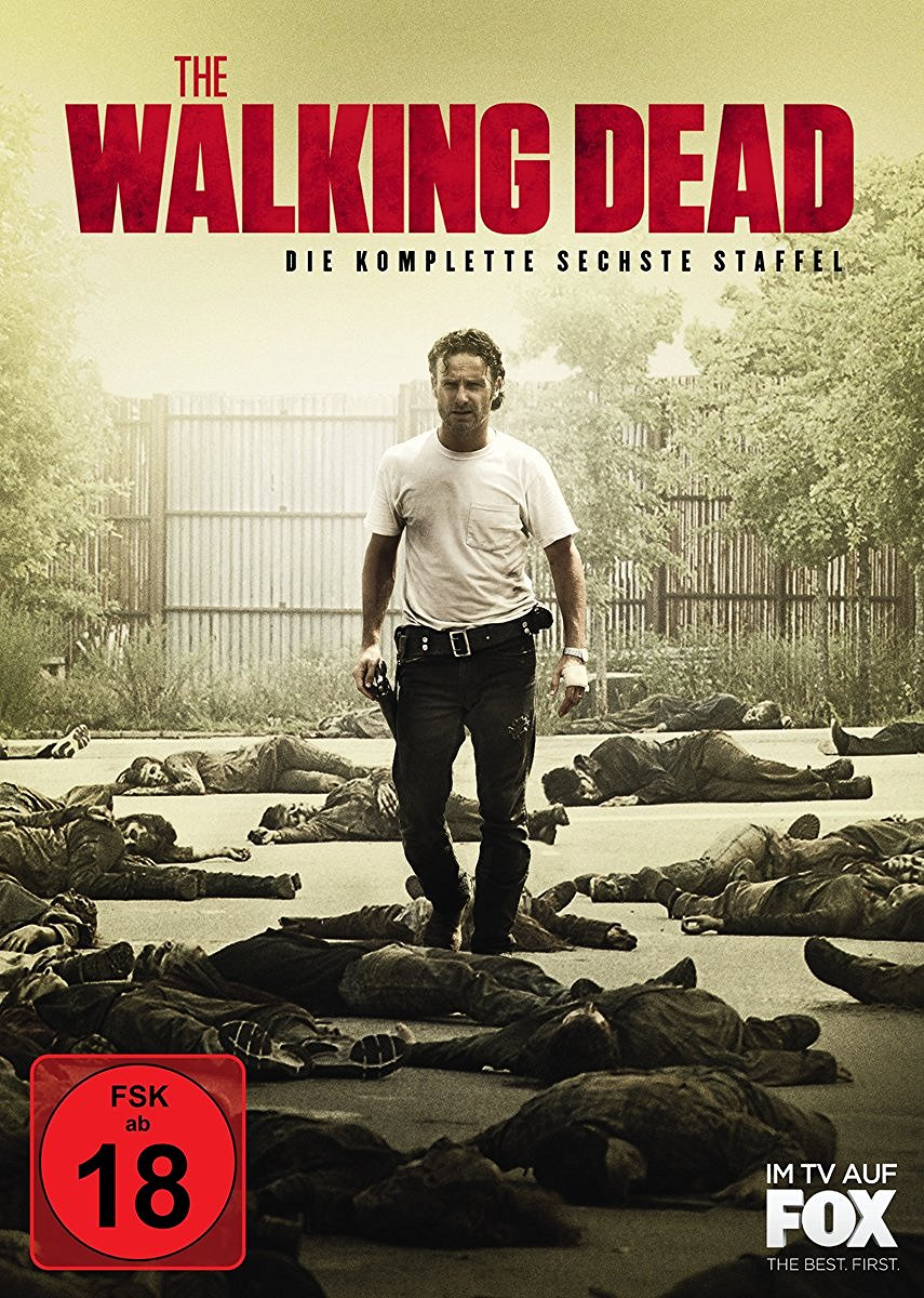 The Walking Dead Staffel 6 Trailer German
