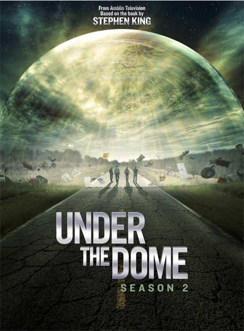 under the dome staffel 2 2014 film trailer review. Black Bedroom Furniture Sets. Home Design Ideas