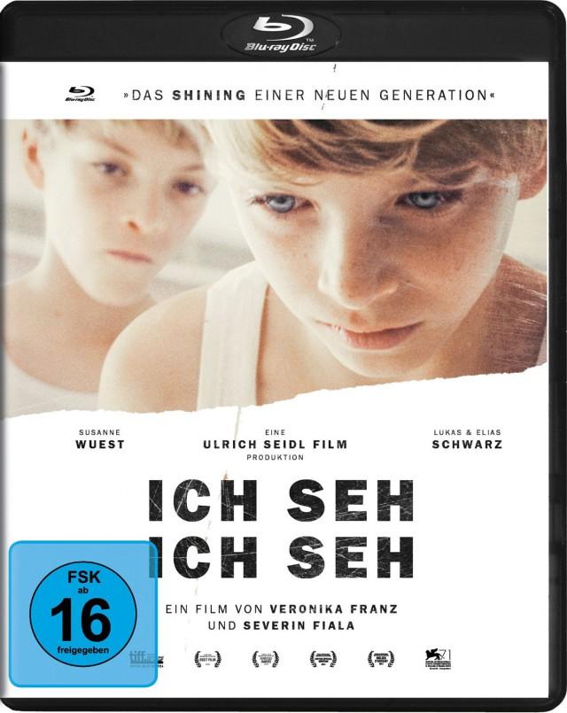 Ich seh Ich seh - Blu-ray Cover FSK 16