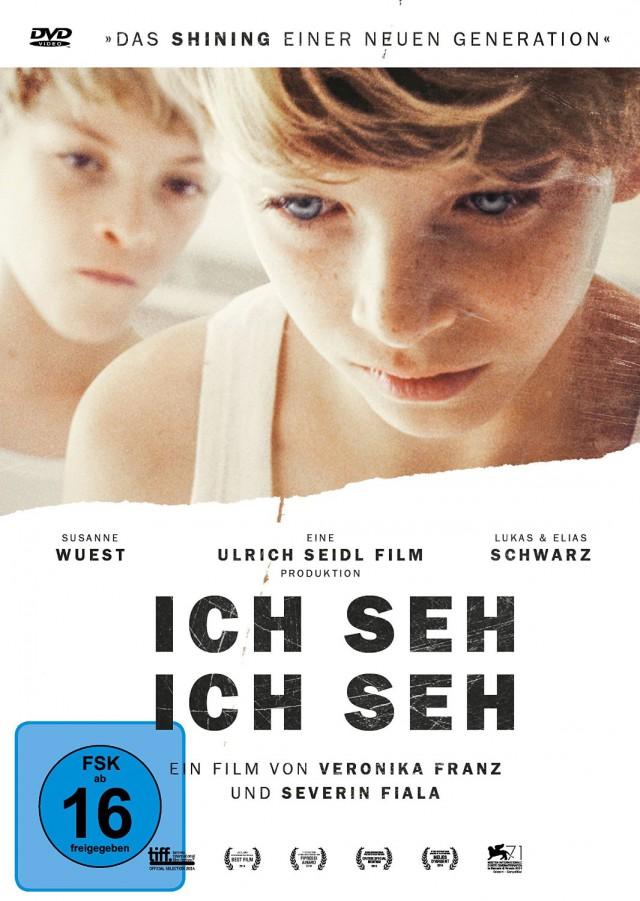 Ich seh Ich seh - DVD Cover FSK 16
