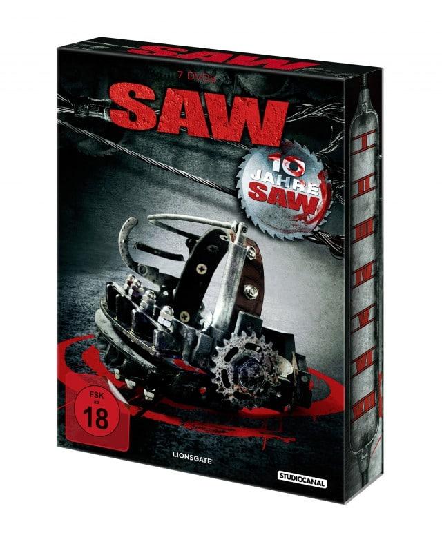 SAW I-VII Box FSK 18
