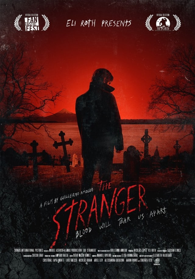 The Stranger - Teaser Poster