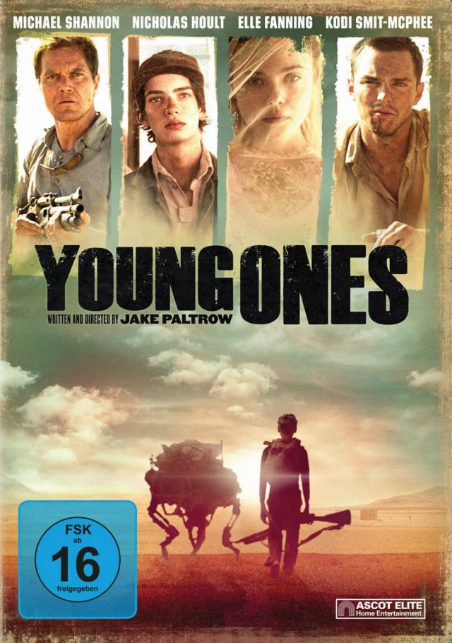 Young Ones - DVD Cover