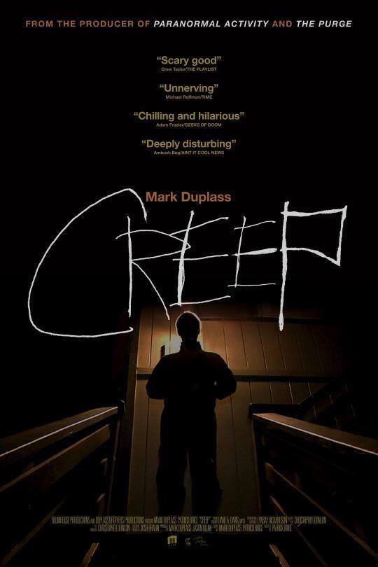 Creep - Teaser Poster