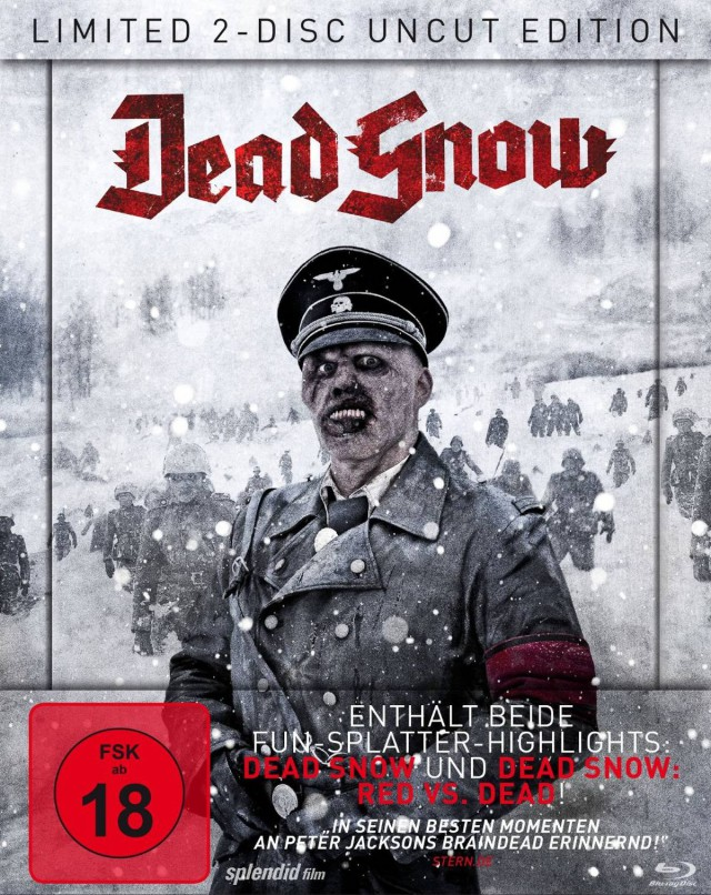 Dead Snow - Limited 2-Disc Uncut Edition