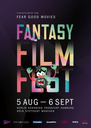 Fantasy Filmfest 2015 Poster