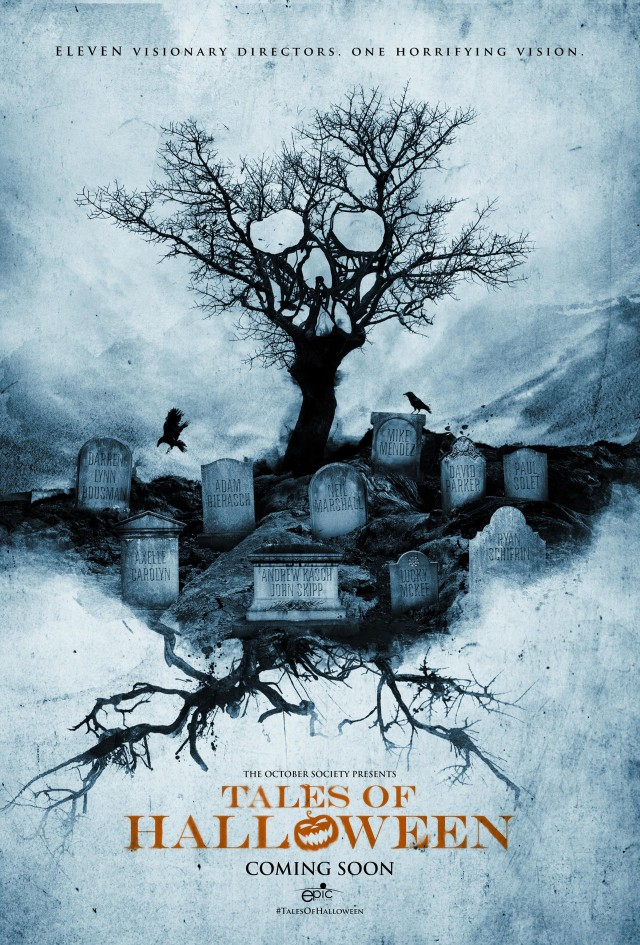 Tales of Halloween - US Teaser Poster
