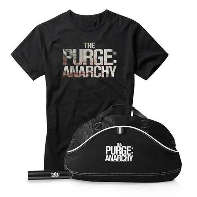 The Purge Anarchy Fanpaket Gewinnspiel