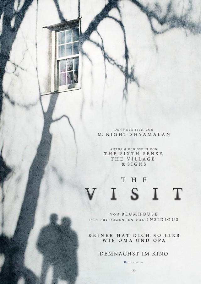 The Visit - Deutscher Kinostart Hauptplakat