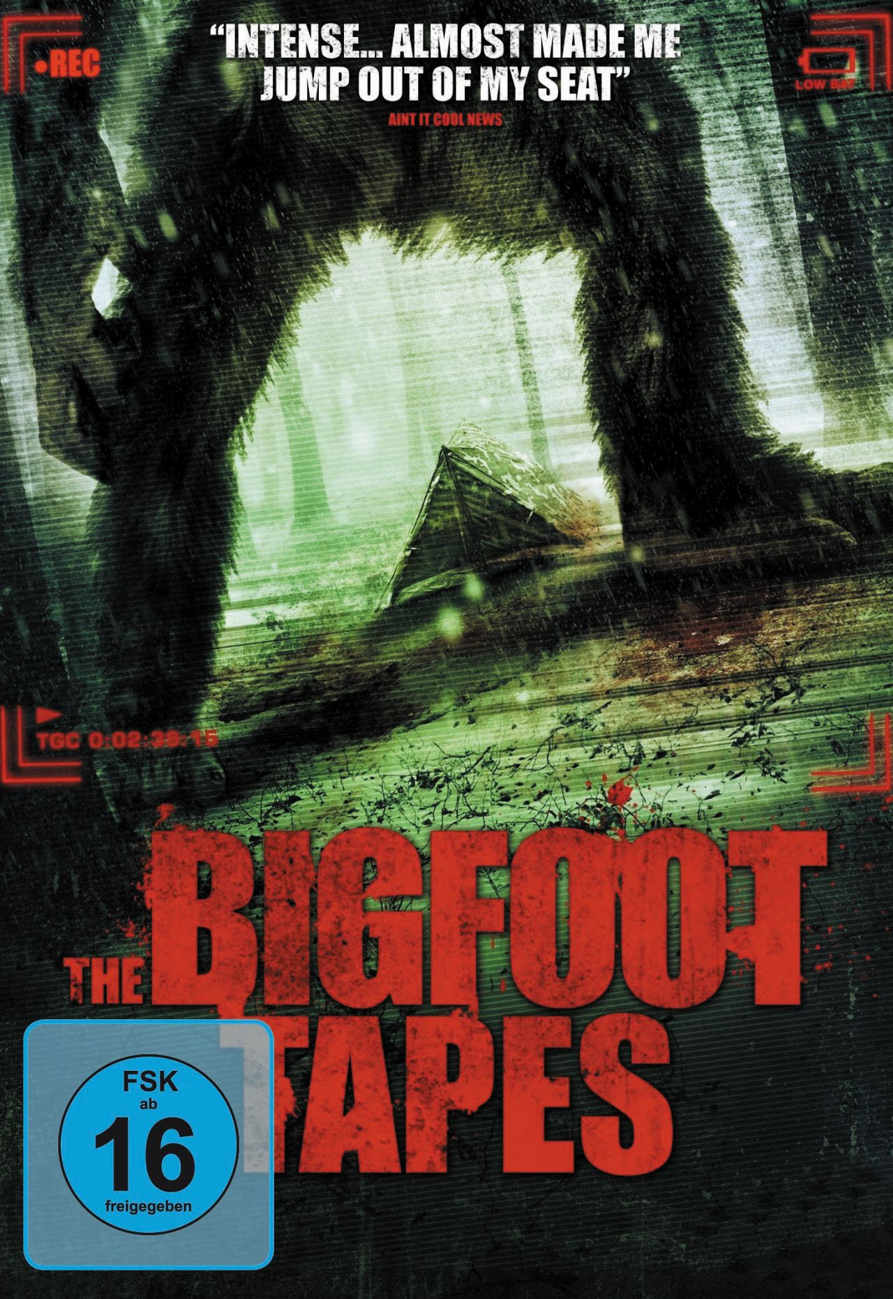 Bigfoot Country (Movie Review) - Cryptic Rock