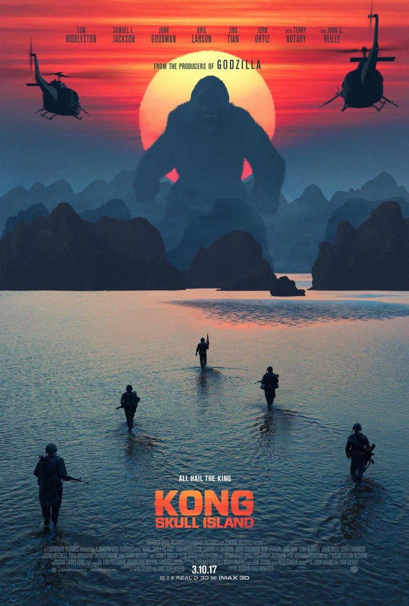 Freigabe Kong Skull Island