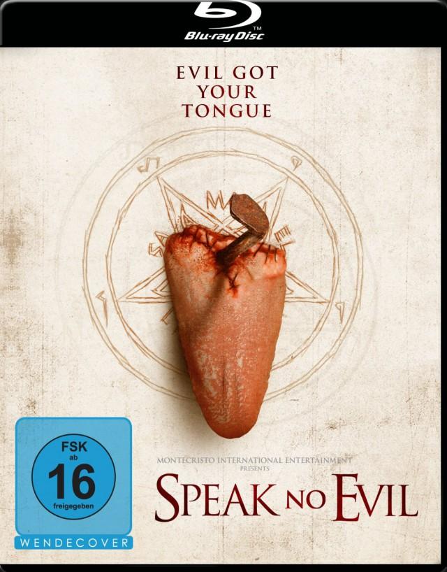 Speak No Evil - Blu-ray Cover FSK 16