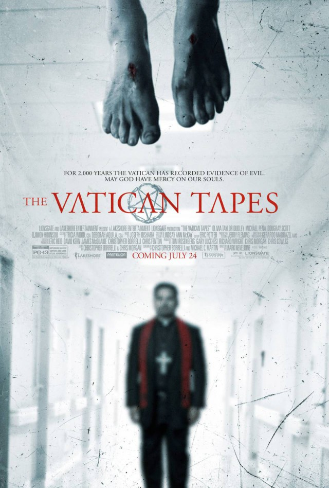 The Vatican Tapes - Teaser Poster