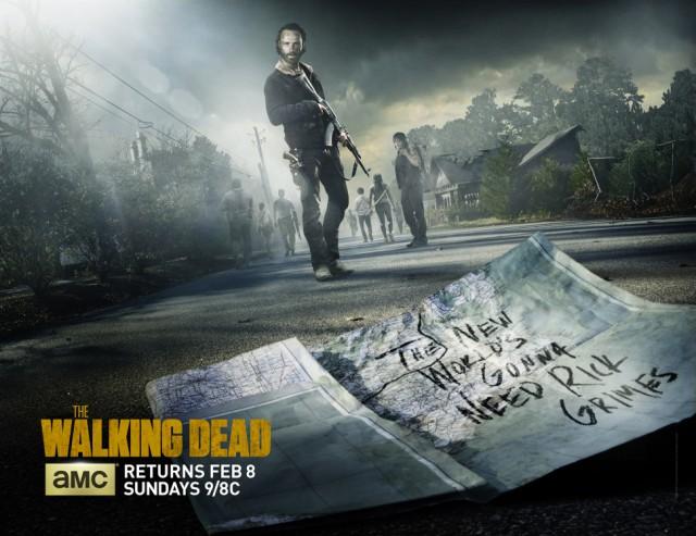 The Walking Dead Staffel 5 Zweite Hälfte FOX CHANNEL