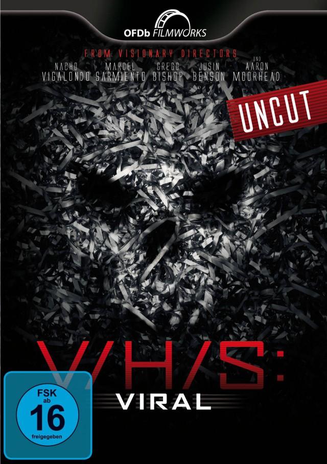 VHS Viral - DVD Cover FSK 16 Uncut