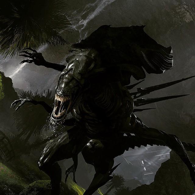 Alien 5 Artwork