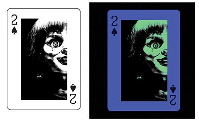 Annabelle Kartenspiel