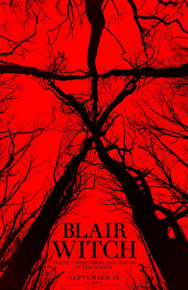 Blair Witch - US Kinoposter