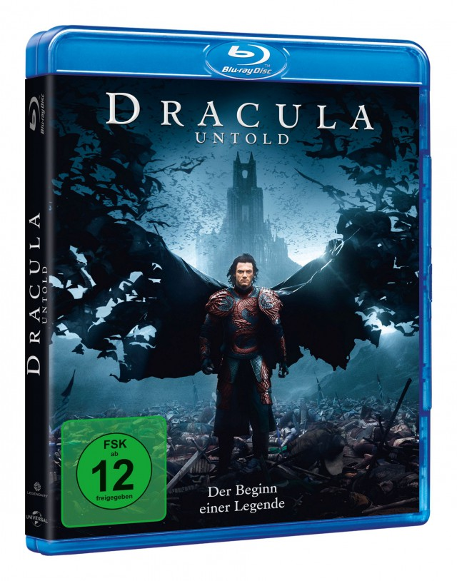 Blu-ray Dracula Untold
