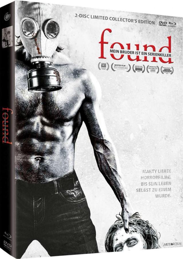Found - Mein Bruder ist ein Serienkiller - Mediabook Cover A