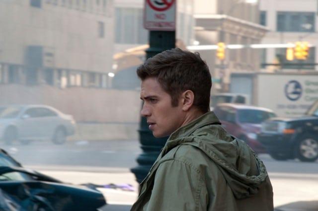 """Schauspieler Hayden Christensen in """"The Vanishing on 7th Street"""""""