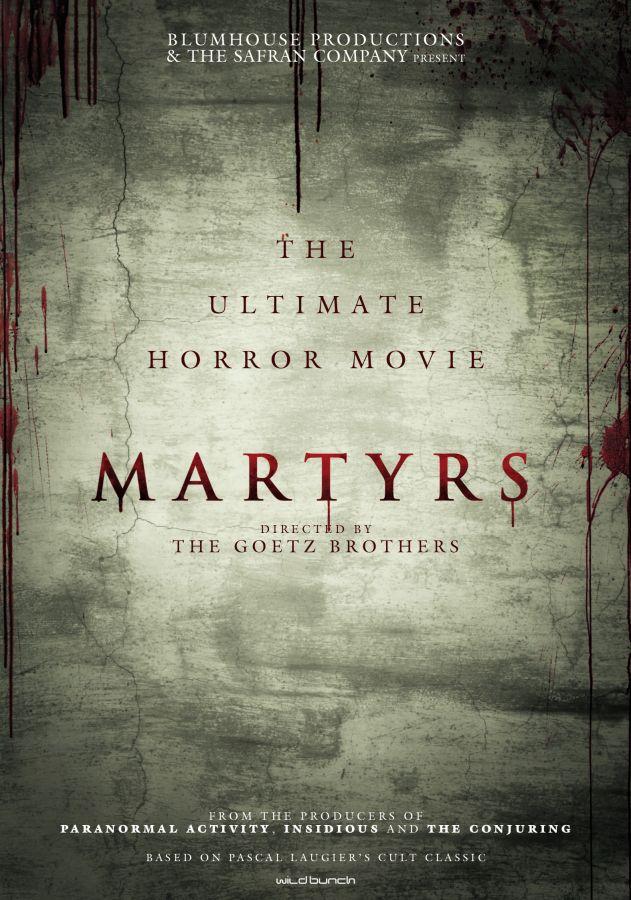 Martyrs Remake - Teaser Poster