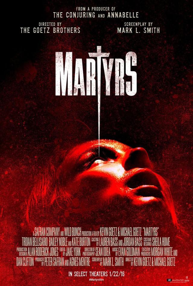 Martyrs - Teaser Poster 2