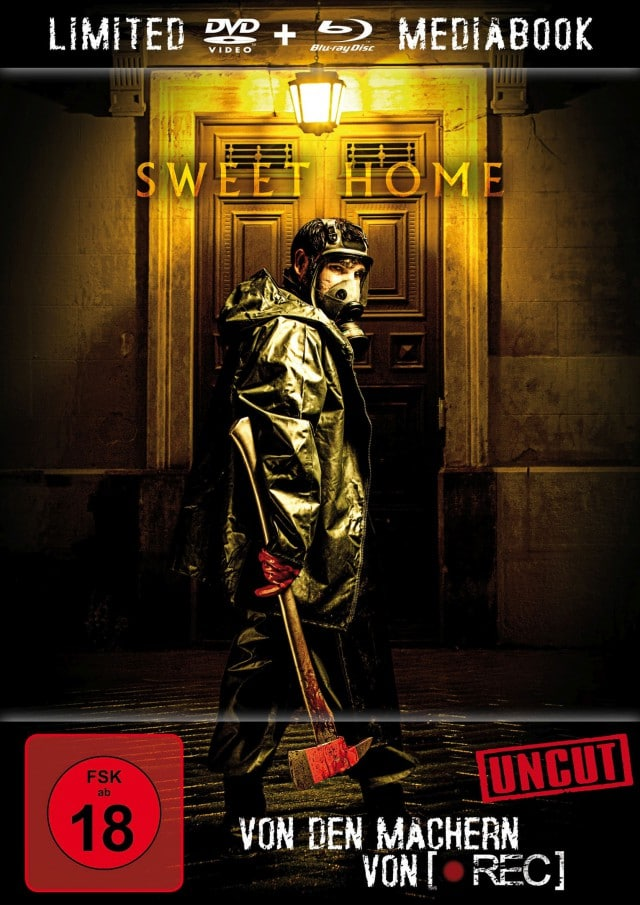 Sweet Home - Limited Mediabook Edition Cover
