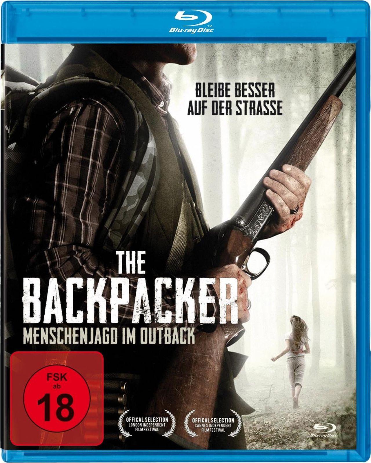 the backpacker menschenjagd im outback film 2011. Black Bedroom Furniture Sets. Home Design Ideas