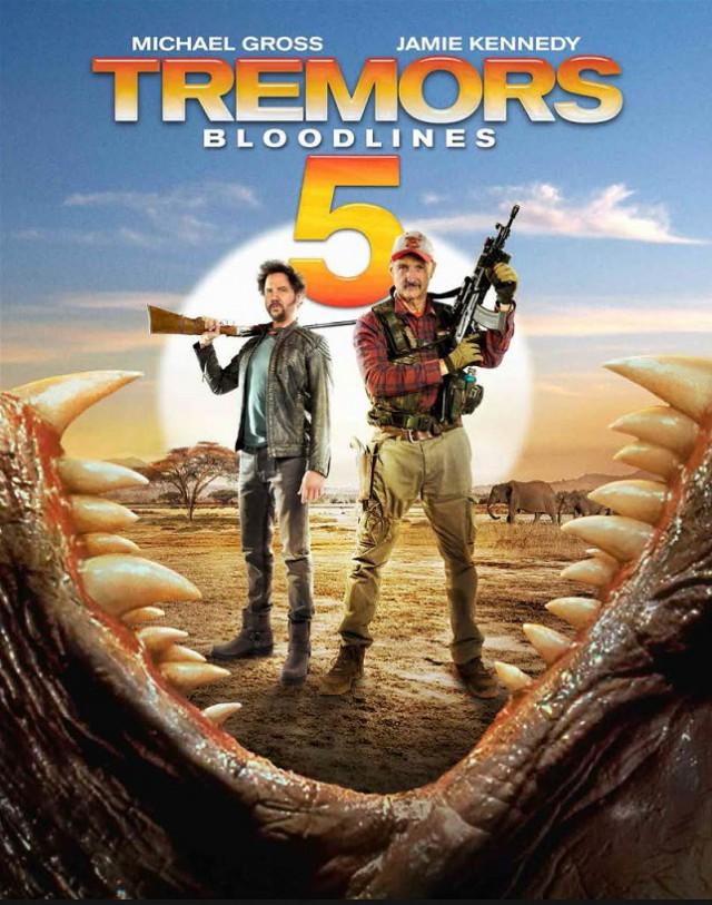 Tremors 5 - Bloodlines - Teaser Poster