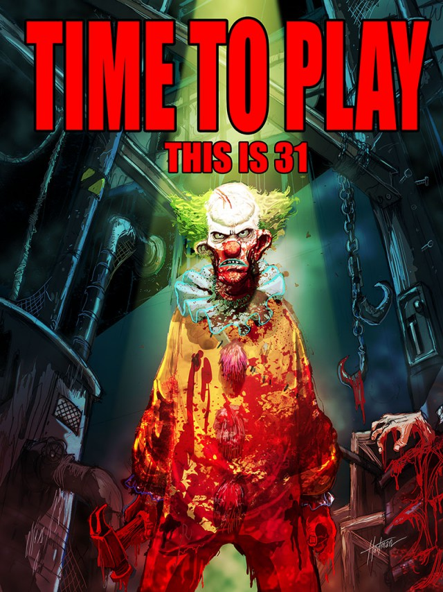 31 Time To Play Teaser Artwork