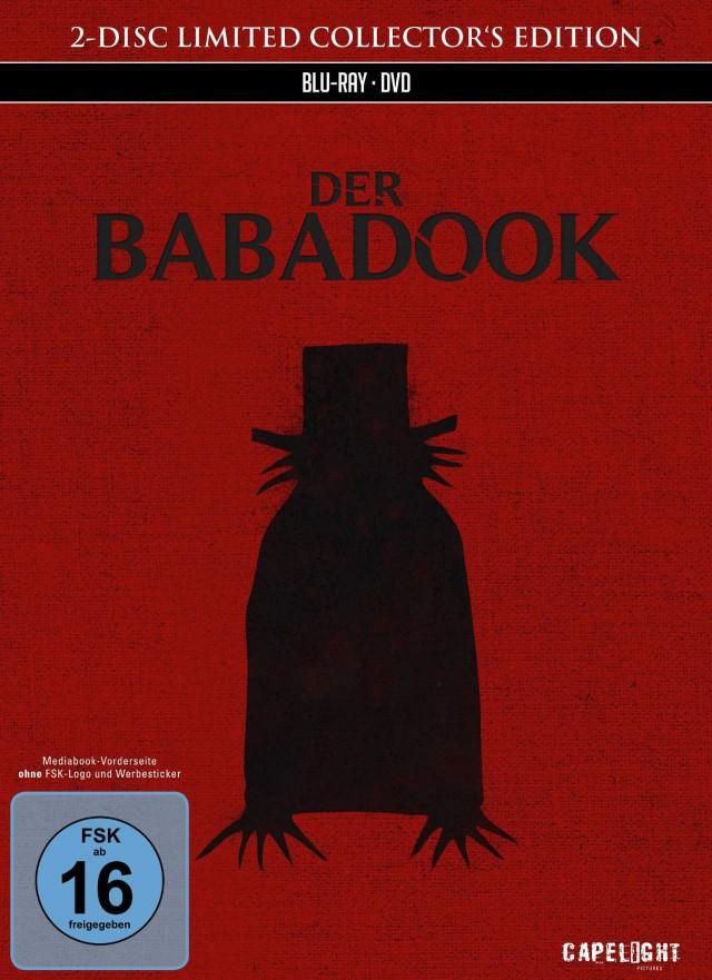 Der Babadook - 2-Disc Limited Collectors Edition Mediabook