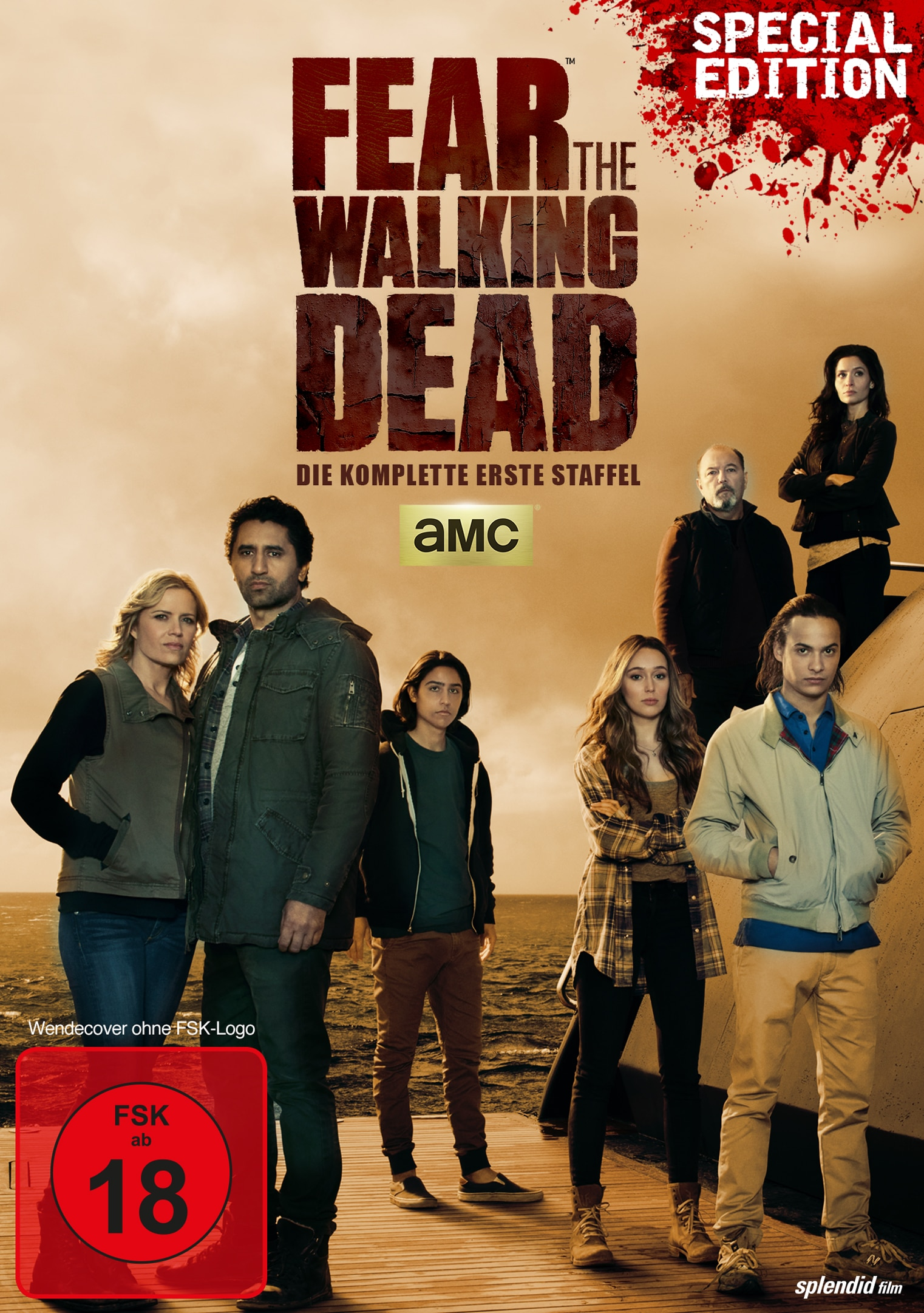 Fear The Walking Dead Staffel 1