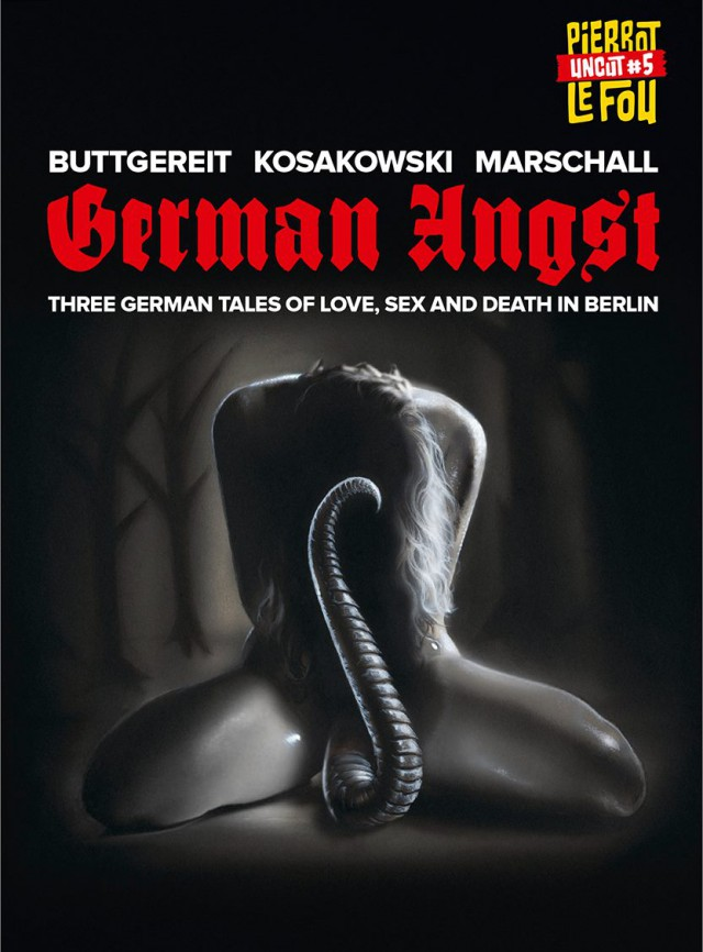 German Angst - Covermotiv 1
