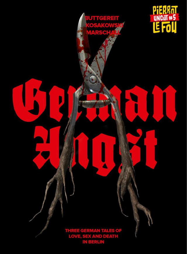 German Angst - Covermotiv 2