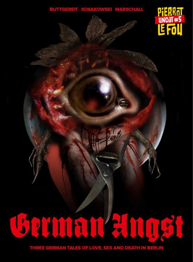 German Angst - Covermotiv 3