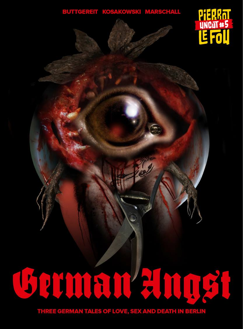 Angst Deutsch