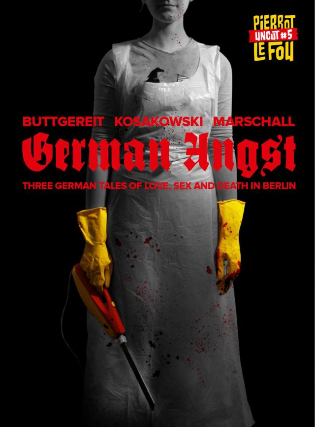German Angst - Covermotiv 5