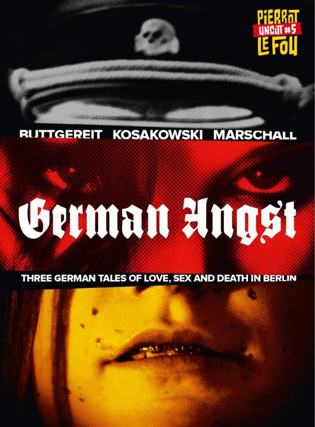 German Angst - Covermotiv 6