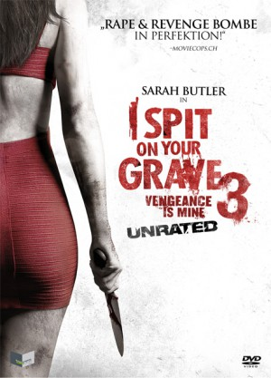 I Spit on Your Grave 3: Vengeance Is Mine (Film)