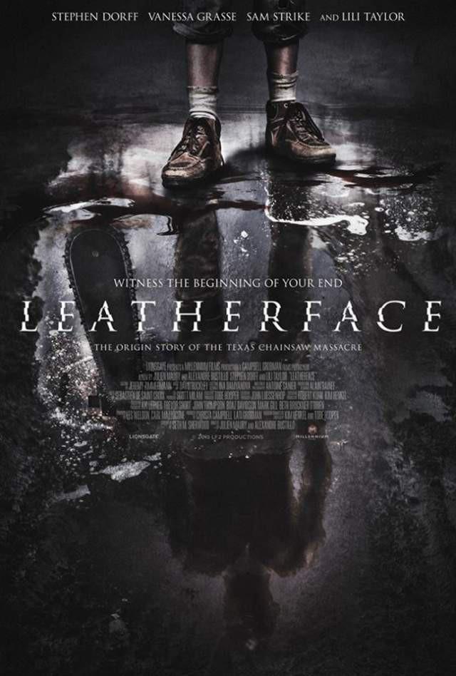 Leatherface - Teaser Artwork