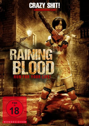 Raining Blood – Run for Your Life! (Film)