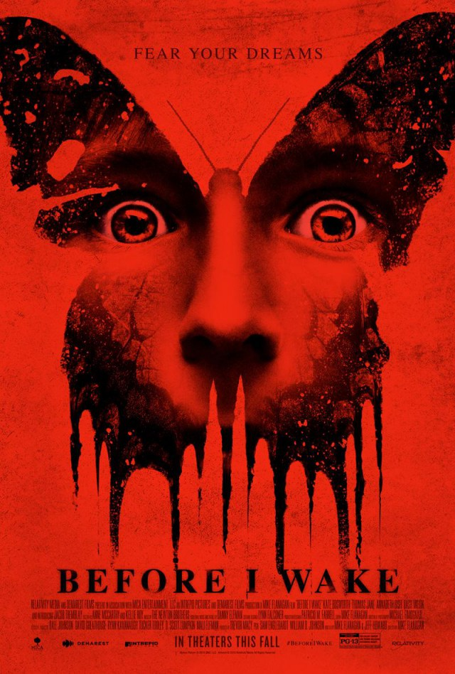 Before I Wake - Teaser Poster