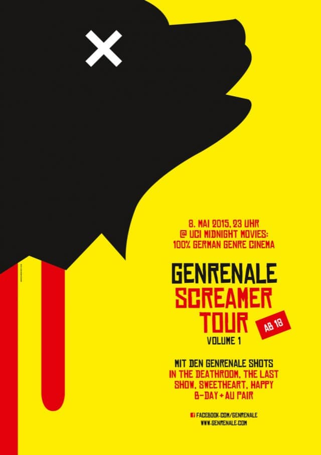 Genrenale Screamer Tour Volume 1 2015