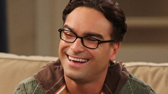 "Johnny Galecki als Leonard Hofstadter in der Serie ""The Big Bang Theory"""