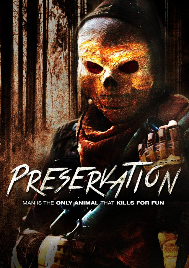Preservation - Limited Mediabook Edition - Cover 1