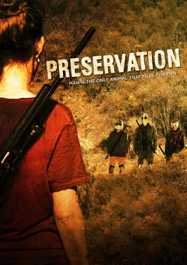 Preservation - Limited Mediabook Edition - Cover 2