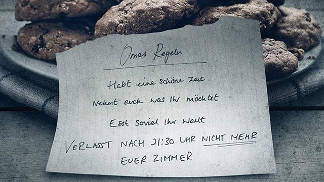 """Deutscher Trailer und Teaser Poster von M. Night Shyamalan's """"The Visit"""""""