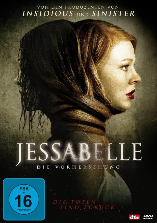 Jessabelle - Die Vorhersehung - DVD Cover