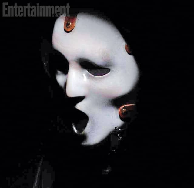 Ghostface in Scream Serie